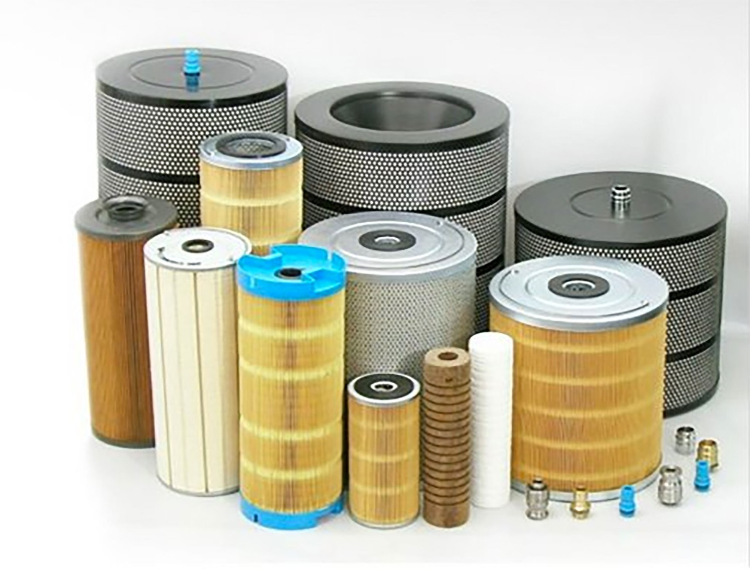 Filters for EDM Machines
